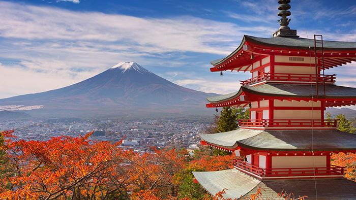 Japan-mountain